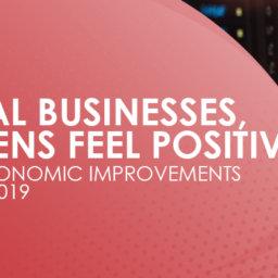 Economic Improvements Q1 2019