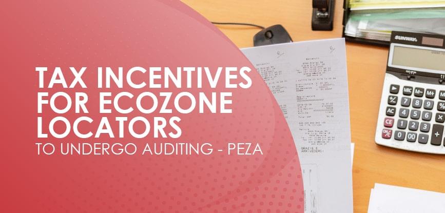 PEZA Tax Incentives