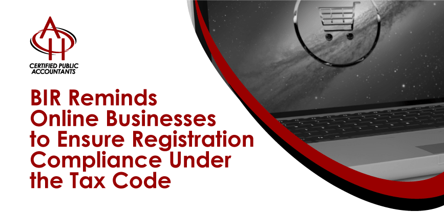BIR Online Business Registration