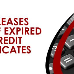 BIR Tax Credit Certificates