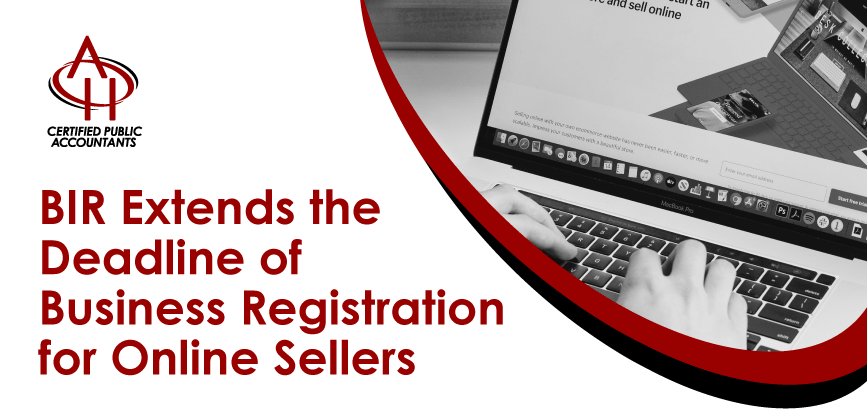 BIR Deadline Business Registration