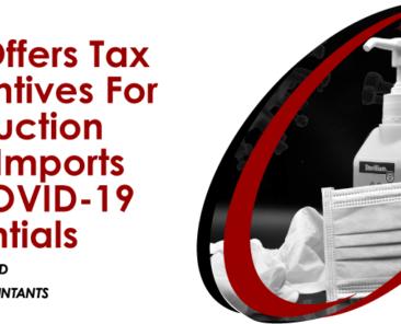 BIR Tax Incentives