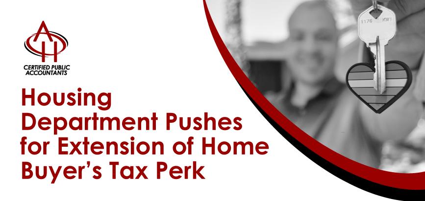 Housing Tax Perk