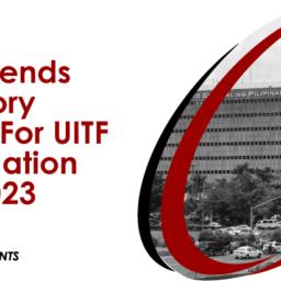 BSP UITF Certification