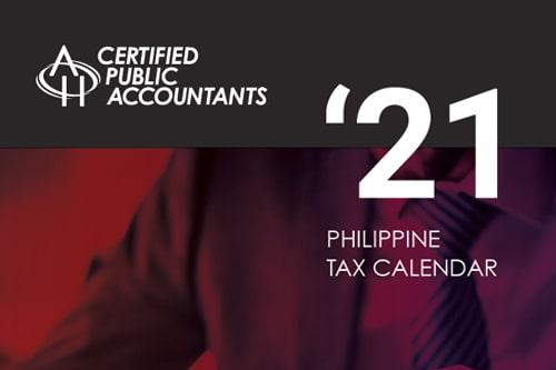 Philippines Tax Calendar 2021_-min