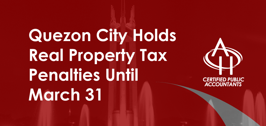 Real Property Tax Penalties