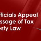 Tax Amnesty Law
