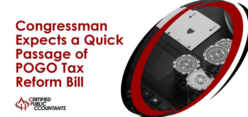 POGO Tax Bill