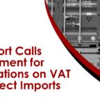 VAT Indirect Imports